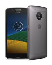 Motorola Moto G5 Smartphone - Lunar-grau
