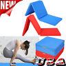 180*60*5 cm Gymnastics Gym Folding Exercise Aerobics Tumbling Yoga Play Mat US