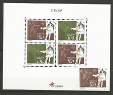 Cept / Europa   1994  Madeira  Block + Marke  **