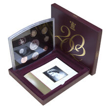 2002 Royal Mint UK Coinage 9 Proof Coin Collection