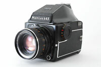 Mamiya M645 1000S / Mamiya-Sekor C 80mm f/2.8 (4136)
