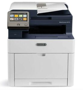 BRAND NEW Xerox WorkCentre 6515/DNI Multifunction Color Printer. FACTORY SEALED