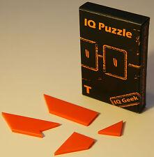 IQ Geek puzzle T (expert level )