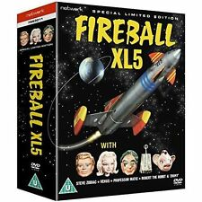 FIREBALL XL5 the complete series box set. Gerry Anderson. New sealed DVD.