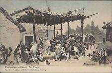 CHILE COSTUMBRES CHILENAS LA CUECA ED. ADOLFO CONRADS N° 506