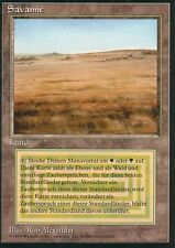Savanne/Savannah | ex/ex + | ger fbb-limited | Magic mtg dual país doble país