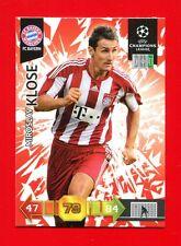 CHAMPIONS LEAGUE 2010-11 Panini 2011 - BASIC Card - KLOSE - FC BAYERN