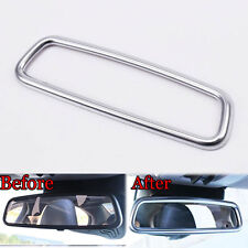 New Interior Car Rearview Mirror Rear View Cover Frame Trim For XC60 S60 V40 V60