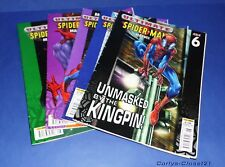 ULTIMATE SPIDER-MAN Marvel * 5 Issues / Magazines / Comics * Panini Comics *