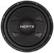 SUBWOOFER HERTZ DS 30 1000W DS30 DS30.3