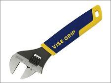 Irwin Vise Grip Adjustable Wrench Range 10505486 150mm