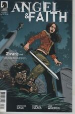 Angel & Faith #19 cover B comic book Season 9 Tv show series Joss Whedon Buffy