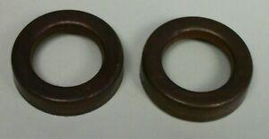 (2)-3/4'' copper caps plus (4) 5/8'' copper caps for weathervane  glass ball =6