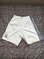 Adidas Real Madrid Home 16/17 Stadium Shorts And Socks