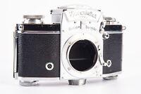 Ihagee EXA Exakta VX 35mm SLR Film Camera Body WORKS V13