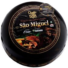 Portuguese STRONG TRADITIONAL CHEESE SÃO MIGUEL PROLONGED CURE least 9 Months