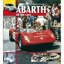 Abarth all the cars (Carlo Fiat 595 695 850 road racing rally sports) Buch book