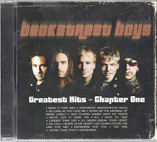 CD - Backstreet Boys - Greatest Hits - Chapter One