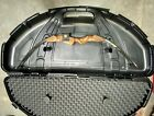American Archery BobCat Wood Compound Bow with Flambeau Hard Case