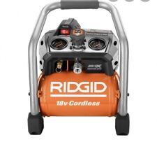 Ridgid R0230 1 Gal. 18-Volt Brushless Air Compressor (BARE) #728