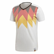 Germany Ci T Shirt Tee Top Short Sleeve Football Sports Mens adidas