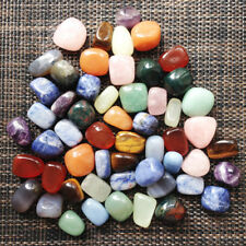 Mixed Naturalssorted Tumbled Stones Crystal Healing 1025mms AU*`