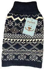 Xs Dog Knit Turtleneck Sweater Holiday Winter Puptech Nwt