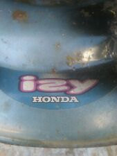 W1 GENUINE OEM HONDA IZY 415 C2 GCV135 SPARES => REAR WHEEL 210 mm 8 INCH DIA