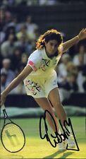 Gabriela sabatini argentina Olympia Grand Slam Tenis ORIG. Autograph (m-4492+
