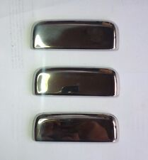 Daihatsu Rocky Feroza Blizzard Trim Metal Chrome Door Handle Garnish (3 pcs)