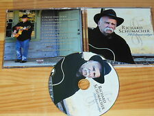 RICHARD SCHUMACHER - I'LL BE HONEST WITHYA / US-CD 2014