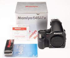 Mamiya 645 AFD con magazzino 120/220 - come nuova!  Like New!