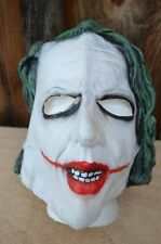 Joker Villian Latex Mask by Rubies Inc One Size Halloween Horror