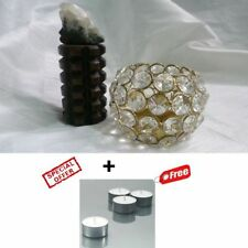 Unbranded Globe Metal Candle Holders & Accessories