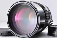 [NEAR MINT] Nikon 135mm F2.8 Ai NIKKOR MF Telephoto SLR Lens Shipping From JAPAN