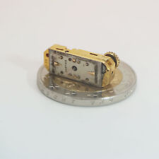 Cartier Dial on Blancpain R59 Backwind Movement, running unserviced 18,8x7x3,3mm