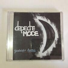 Depeche Mode – Goodnight Lovers CD Single 4 Track (CDr) _Virgin – DM1 _Good+++