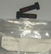 POLARIS PURE OEM NOS ATV SNOWMOBILE SUSPENSION BOLT PACK OF TWO 2 7515526