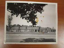 Vintage Glossy Press Photo Natick MA Jehovas Witness Assembly Hall Exterior 1980