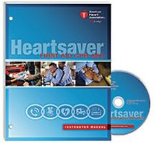 2015 Guildlines Heartsaver First Aid CPR AED Instructor Manual