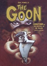 ESZ3030. Eric Powell's THE GOON Chinatown Artist Edition -IDW (2015)