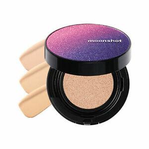 MoonShot Micro Correct Fit Cushion Makeup #301 Honey