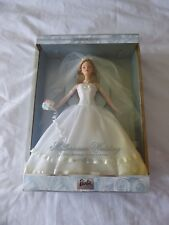 Colección Del Milenio De Boda Nupcial Muñeca Barbie 1999 Mattel 28251-Nuevo Otro