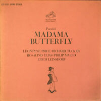 RCA LIVING STEREO LSC-6160 *SHADED DOG* MADAMA BUTTERFLY *LEINSDORF* EX/NM