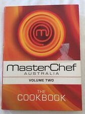 MASTERCHEF Australia Volume Two THE COOKBOOK