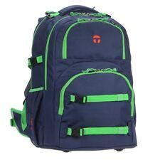 Take it Easy Schulrucksack Set 4-tlg Mädchen Jungs blau grün mit Sporttasche