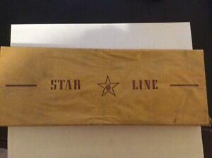 Star Line Deck Truss Bridge HO/HOn3  NOS  Better than Campbell's!