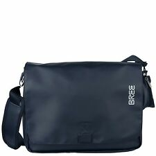 BREE Messenger Bag Punch 49 blue