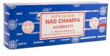 Satya Sai Baba Nag Champa Incense - 250 gram size.