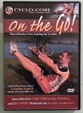cyclo-core ON THE GO ! time effective core training for cyclists  DVD